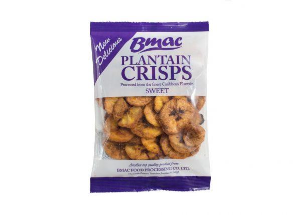 Bmac Crisps Sweet